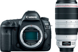Canon EOS 5D Mark IV + EF 100-400mm f/4.5-5.6L IS II US