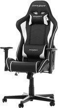 DX Racer FORMULA Gaming Chair  Zwart/Wit