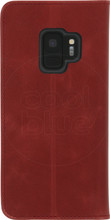 Krusell Sunne Galaxy S9 Book Case Rood