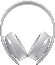 Sony Playstation Wireless Gold 7.1 Gaming Headset Wit