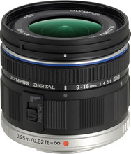 Olympus M.Zuiko Digital ED 9-18mm 1:4.0-5.6