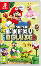 Nintendo New Super Bros. U Switch