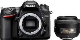 Nikon D7200 + AF-S 35mm f/1.8G DX