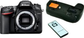 Nikon D7200 Body + Jupio Batterygrip