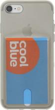 Xccess TPU Card Case iPhone 7/8 Grijs