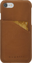 Bugatti Snap Case Londra Pocket iPhone 7/8 Bruin