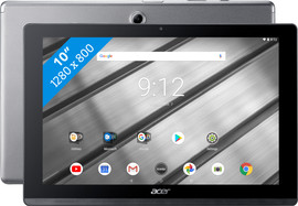 Acer Iconia One 10 B3-A50 32 GB Zwart