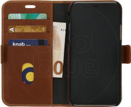 DBramante1928 Lynge iPhone X Book Case Bruin