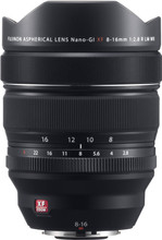 Fujifilm XF 8-16mm F2.8 R LM WR