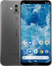 Nokia 8.1 Grijs