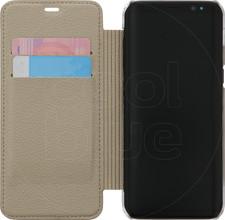 Guess Iridescent Samsung Galaxy S8 Book Case Goud