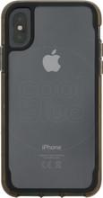 Griffin Survivor Clear iPhone X Back Cover Zwart