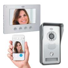 Elro DV447WIP Wifi IP Deurbel met display