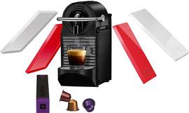 Magimix Nespresso Pixie Clips Wit/Koraal