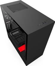 NZXT H500i Zwart/Rood