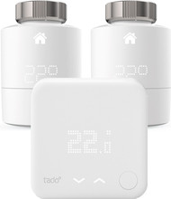 Tado Slimme Thermostaat V3+ + 2 radiatorknoppen