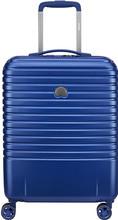 Delsey Caumartin Plus 55cm Slim Spinner Blauw