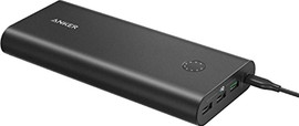 Anker PowerCore Plus & PowerPort 26800 mAh Zwart