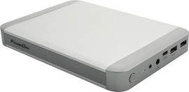 PowerOak K3 Macbook Powerbank 36.000 mAh Zilver