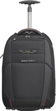 "Samsonite Pro-DLX5 Laptop Backpack Wheels 17,3"" Black"