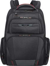 "Samsonite Pro-DLX5 Expandable Laptop Backpack 17,3"" Black"