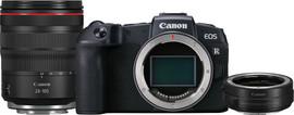 Canon EOS RP + EF-EOS R Adapter + RF 24-105mm f/4L IS USM