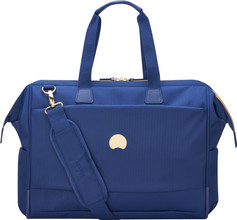 Delsey Montrouge Reporter Bag Blue