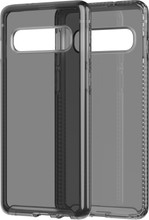 Tech21 Pure Clear Samsung Galaxy S10 Back Cover Zwart
