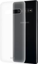 Azuri Glossy TPU Samsung Galaxy S10 Back Cover Transparant
