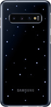 Samsung Galaxy S10 LED Cover Back Cover Zwart
