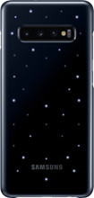 Samsung Galaxy S10 Plus LED Cover Back Cover Zwart