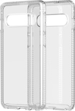 Tech21 Pure Clear Samsung Galaxy S10 Back Cover Transparant