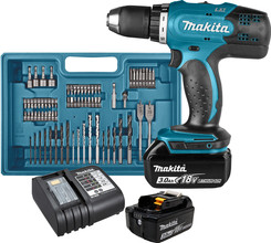 Makita DDF453SFX1 Accuboormachine