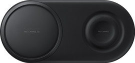 Samsung Draadloze Oplader DUO Pad Zwart