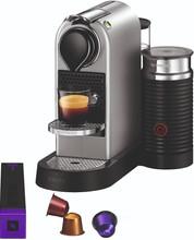 Krups Nespresso Citiz & Milk XN761B Zilver