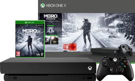 Xbox One X 1TB Metro Exodus