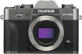 FujiFilm X-T30 Donkergrijs