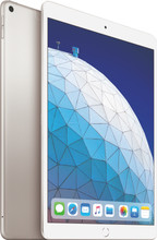 Apple iPad Air (2019) Zilver 256GB Wifi + 4G