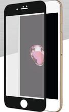 Azuri iPhone 7 Plus Screenprotector Curved Gehard Glas Duo P