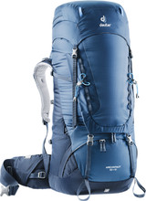 Deuter Aircontact 55L + 10L Midnight/Navy
