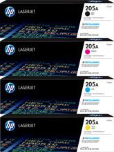 HP 205A Toner Combo pack 4-Kleuren