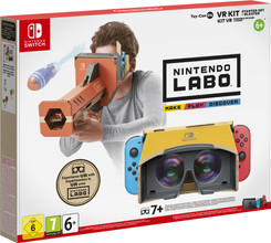 Nintendo Labo: VR-pakket - Starterset + knaller