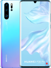 Huawei P30 Pro 256GB Wit/Paars (Breathing Crystal)