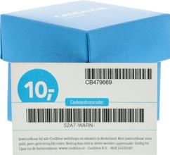 Cadeaubon 10 euro NL