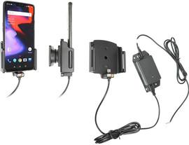 Brodit Houder OnePlus 6 met Vaste Oplader