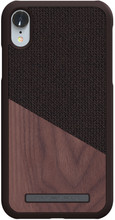 Nordic Elements Frejr Apple iPhone Xr Back Cover Bruin/Hout