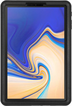 OtterBox Defender Samsung Galaxy Tab S4 Back Cover Zwart