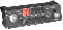 Logitech G Saitek Pro Flight Switch Panel PC