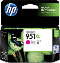 HP 951 Officejet Cartridge Magenta XL