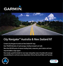 Garmin City Navigator NT Australie & Nieuw Zeeland (microSD)